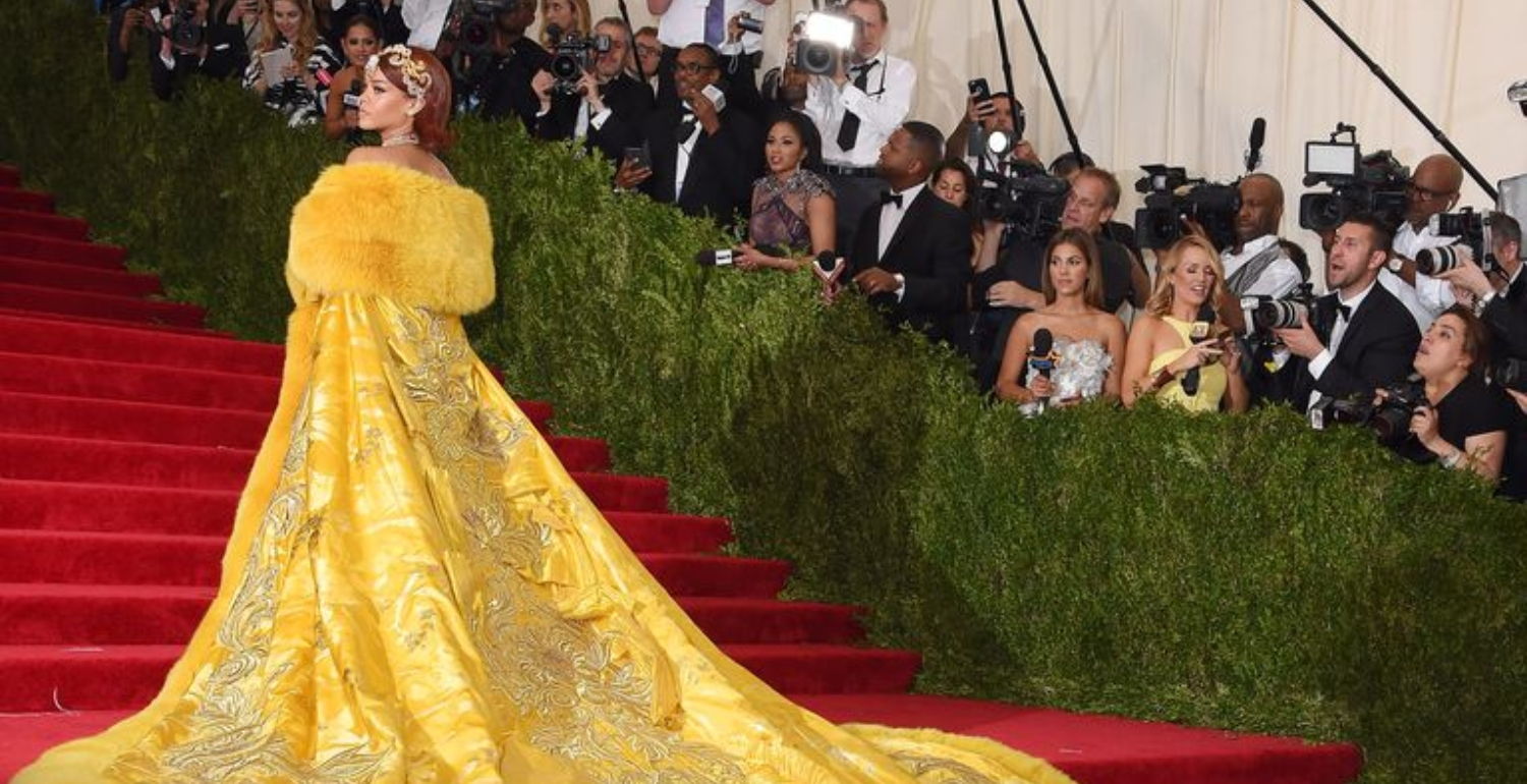 Rihanna Doesn't Attend 2019 Met Gala, The World Weeps