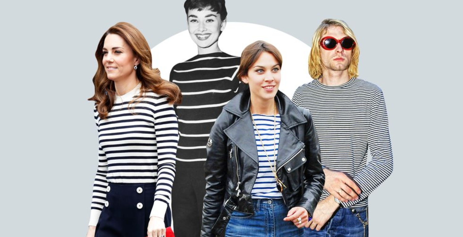 Why The Breton top Will Never Lose Its Appeal