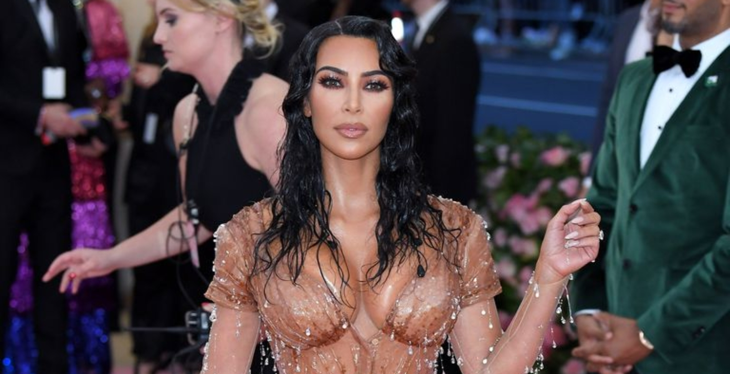 Kim Kardashian's Personal Trainer Hits Back At Criticism Of Her Tiny Waist