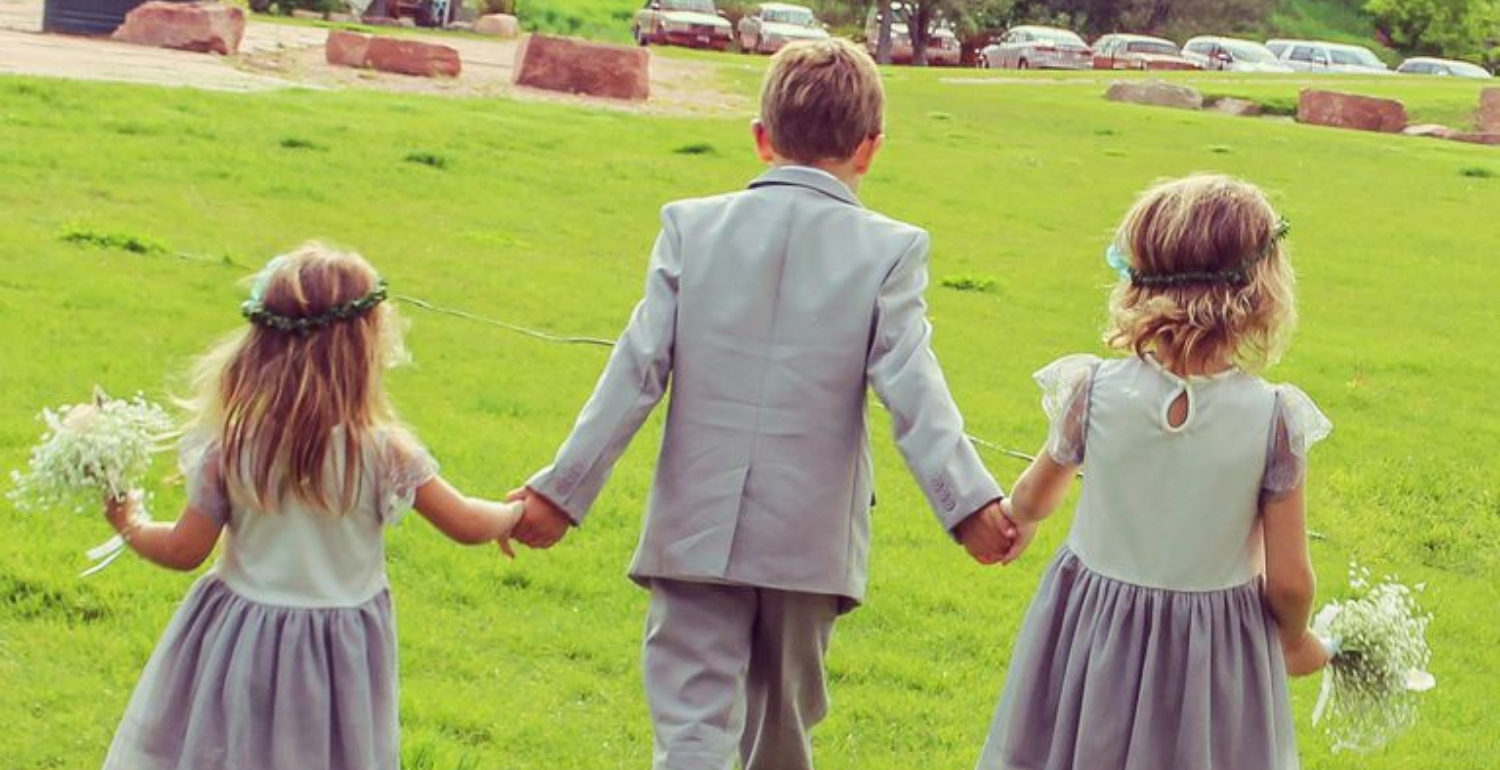 The Debate: Should You Invite Children To Weddings?