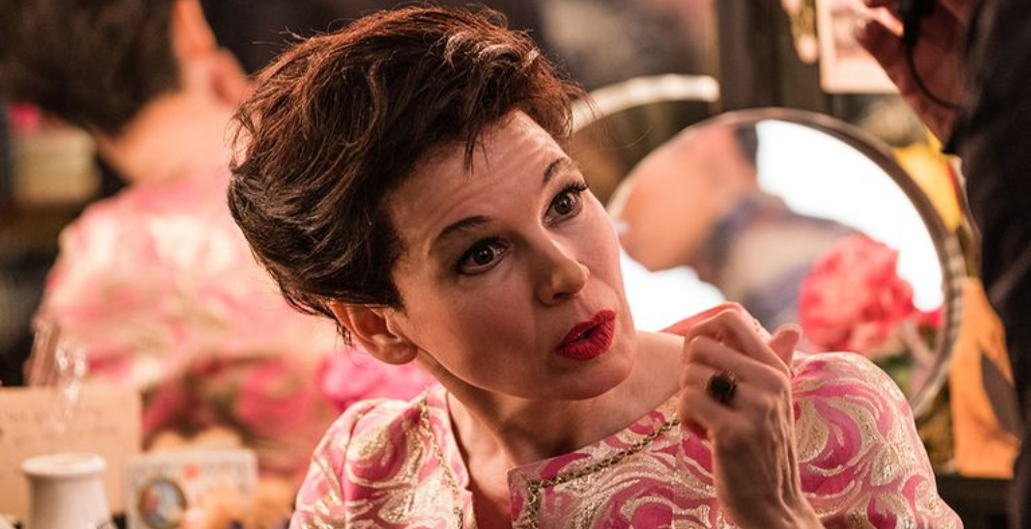 Renée Zellweger Transforms Into Judy Garland In The First Trailer For New Biopic