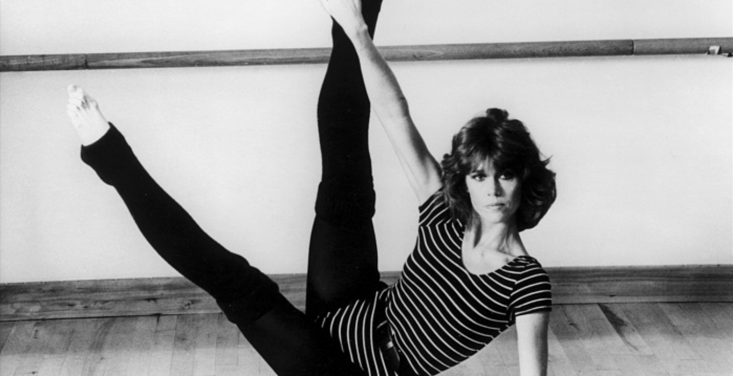The Forever Muse: Jane Fonda