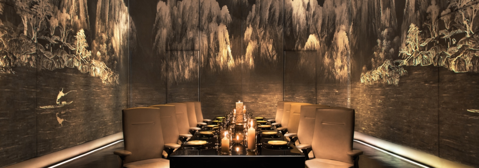 BAZAAR's Dining Out Guide 2019: Ultraviolet, The Immersive Dining Experience By Paul Pairet