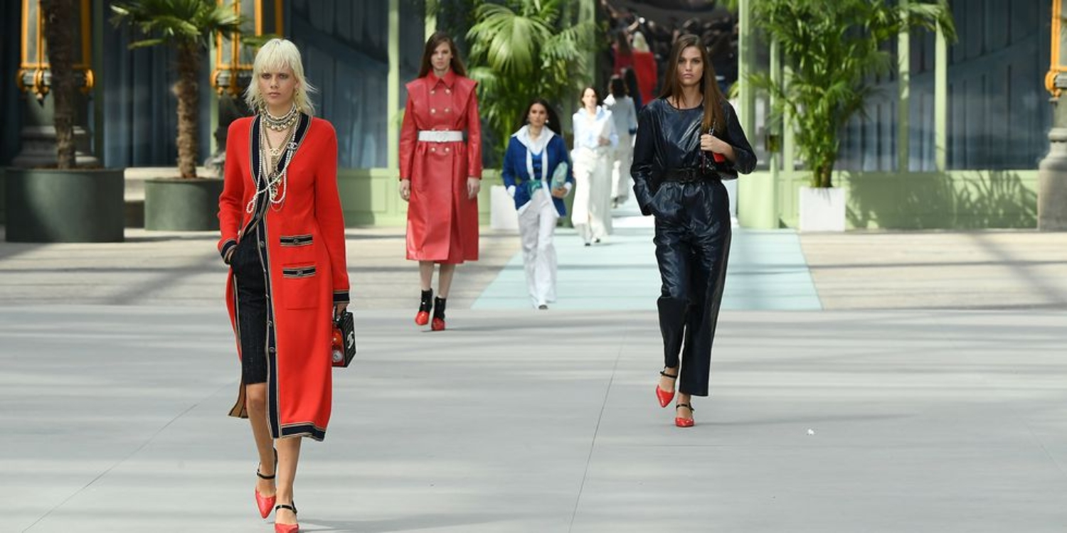 Virginie Viard Debuts First Solo Chanel Collection