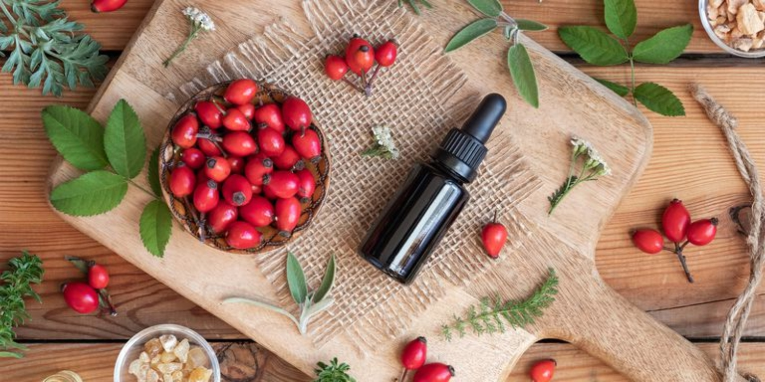 The Beauty Benefits Of Rosehip Oil