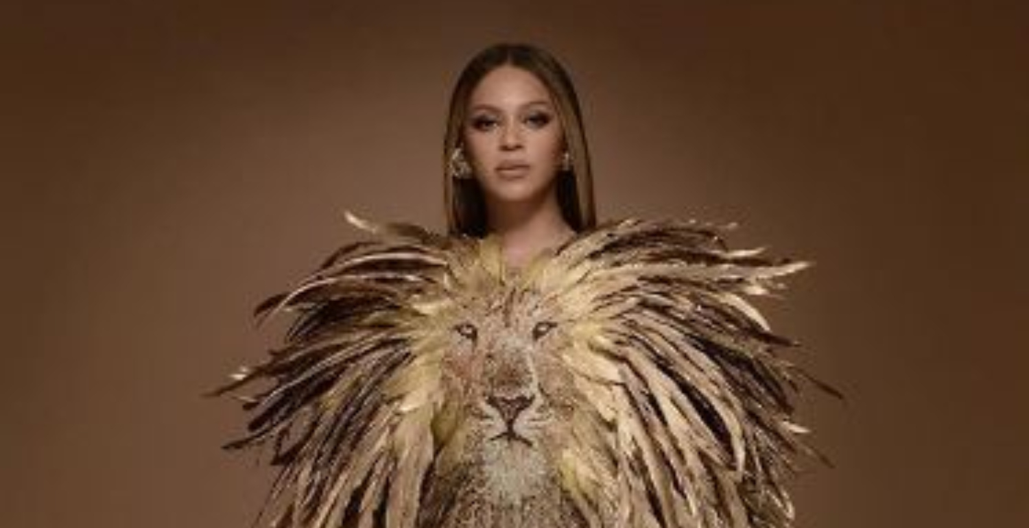 Beyoncé Embraced Her Role In The Lion King At The Wearable Art Gala