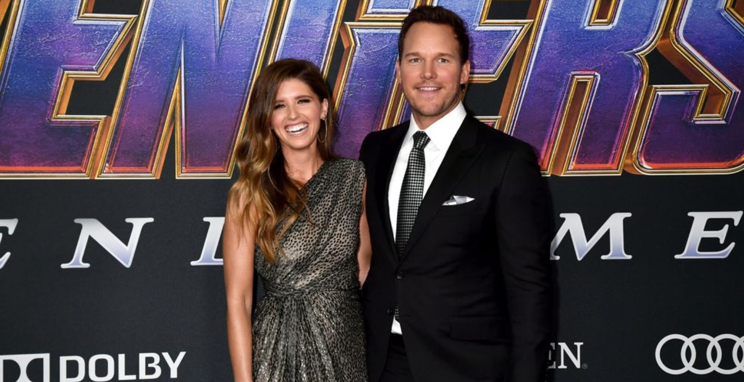 Chris Pratt And Katherine Schwarzenegger Are Now Married