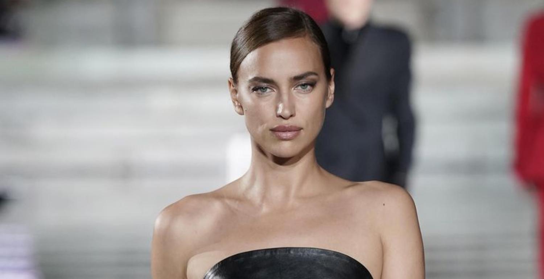 Irina Shayk Returns To The Catwalk Following Bradley Cooper Split