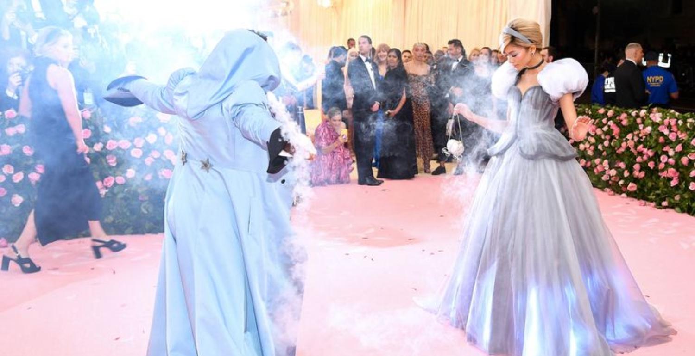Zendaya Responds To Lindsay Lohan's Criticism Of Her Met Gala dress
