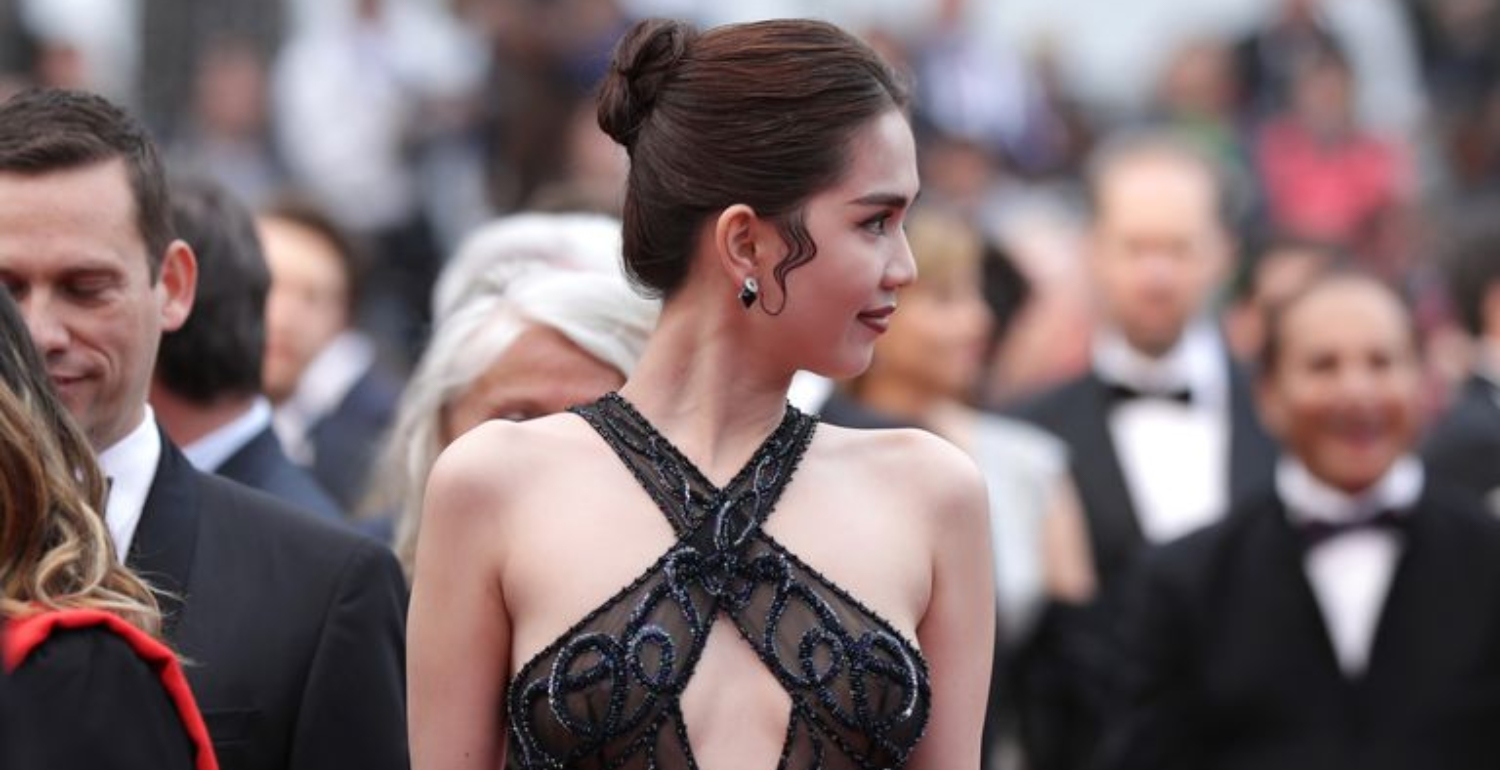 Vietnamese Model Ngoc Trinh Could Be Fined For Her Naked Cannes Dress