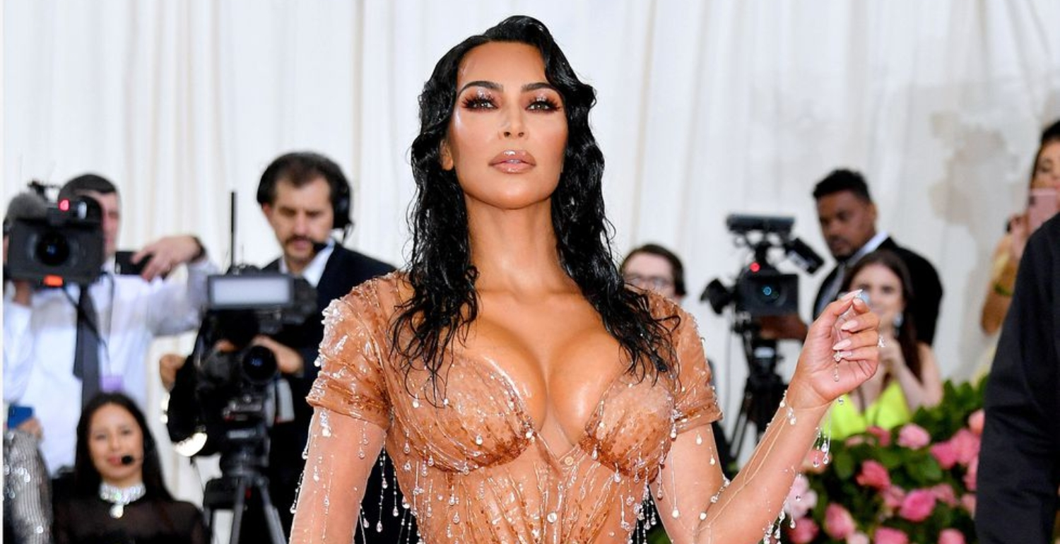 "Kim Kardashian West Receives Backlash For ""Disrespectful"" New Shapewear Range Kimono"