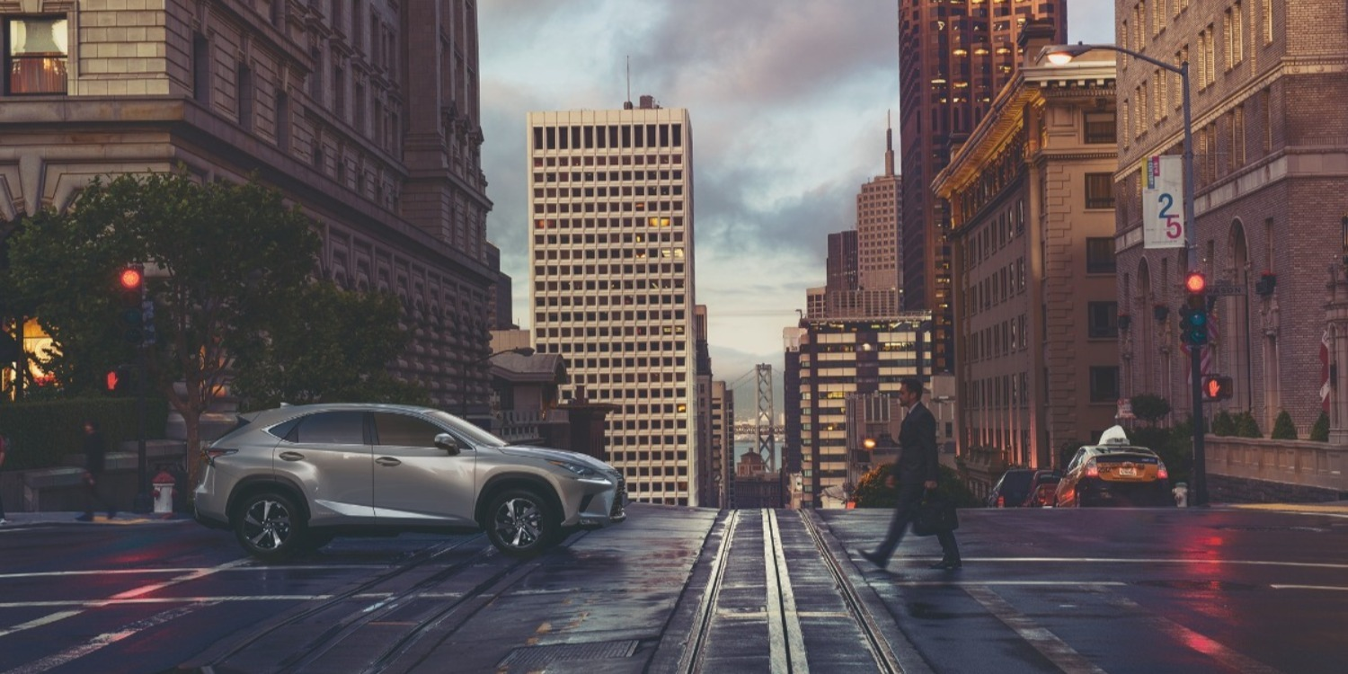 Enjoy The Ultimate Lexus Experience with The 2019 Lexus NX Urban Luxury SUV