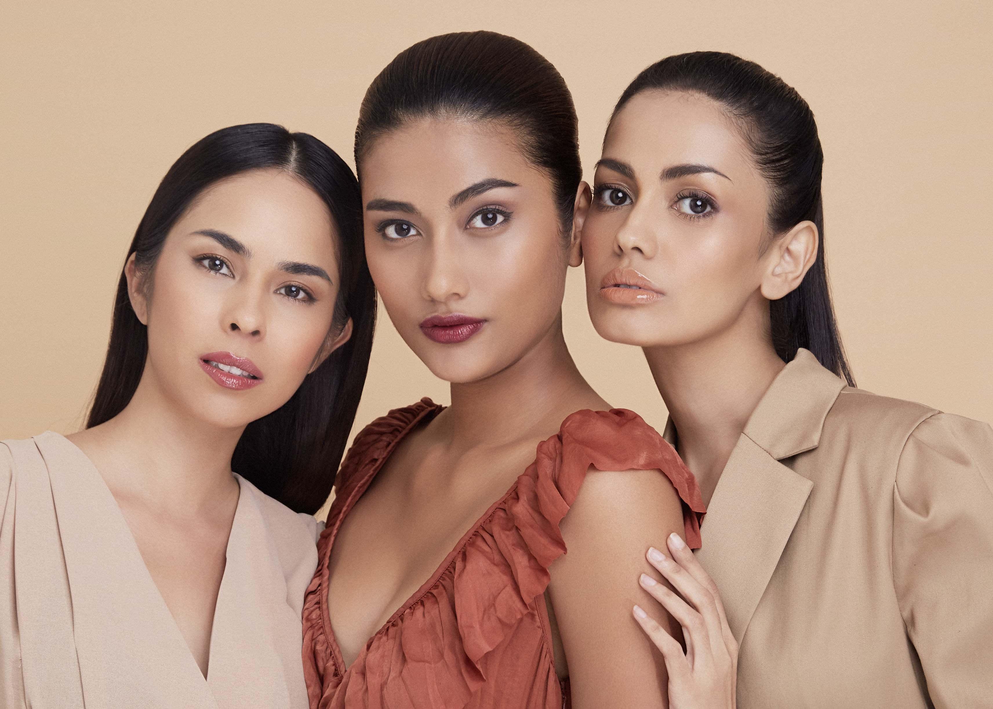 Complexion Perfection with The Shiseido Synchro Skin Collection