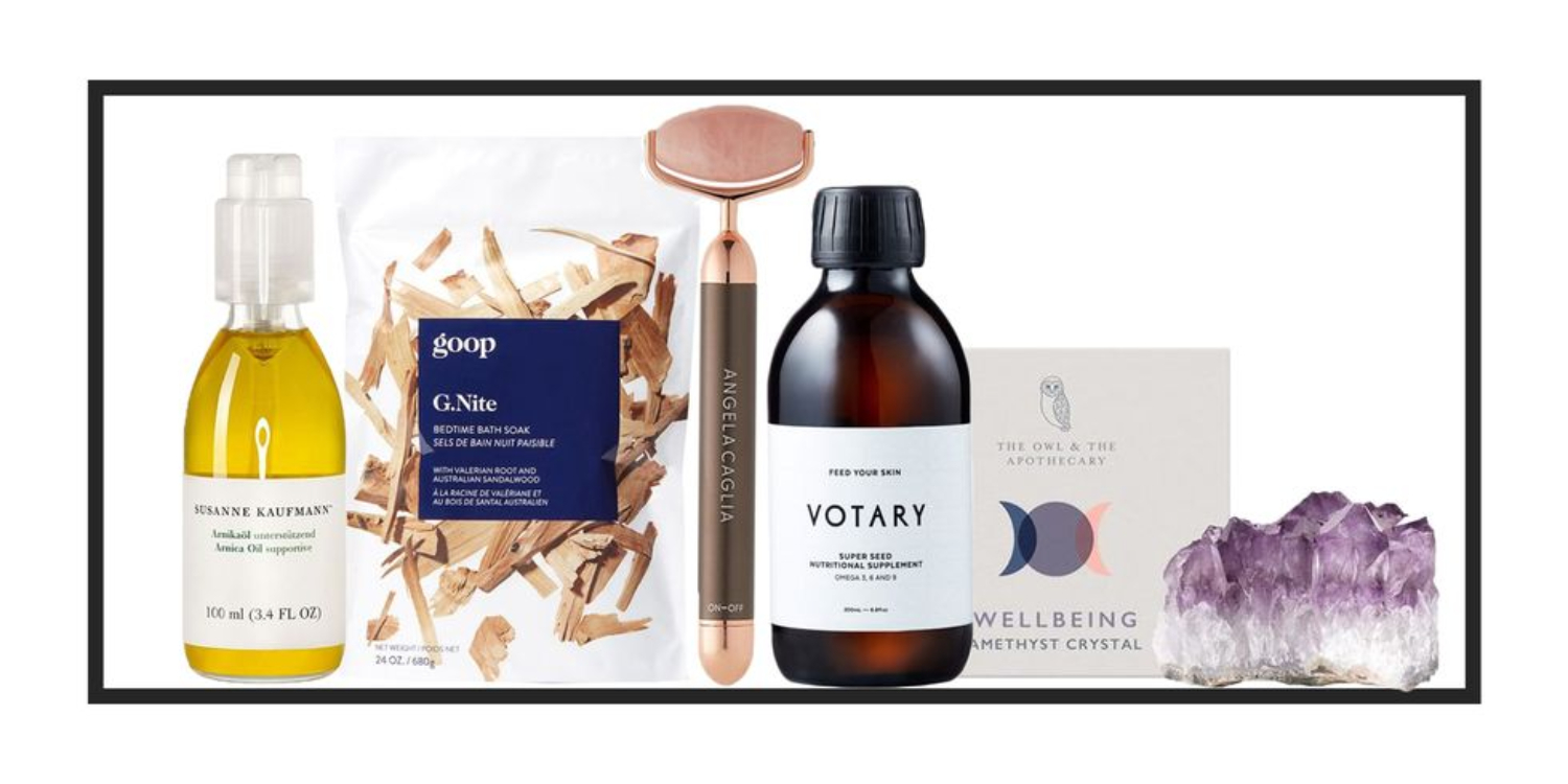 The Chicest Self-Care Boosters For The Wellness Conscious