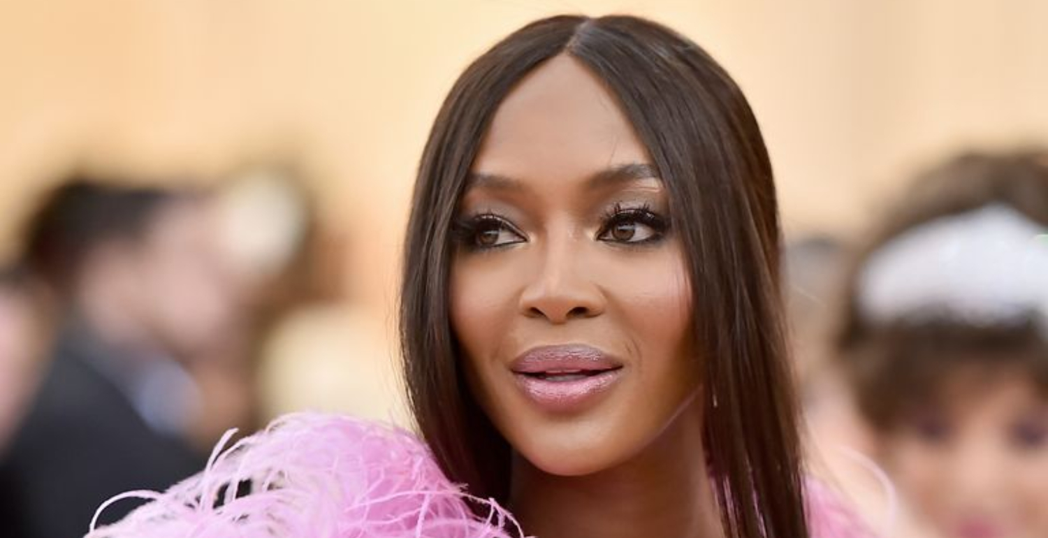 Naomi Campbell Says A Hotel Turned Her Away Because Of Her Skin Color