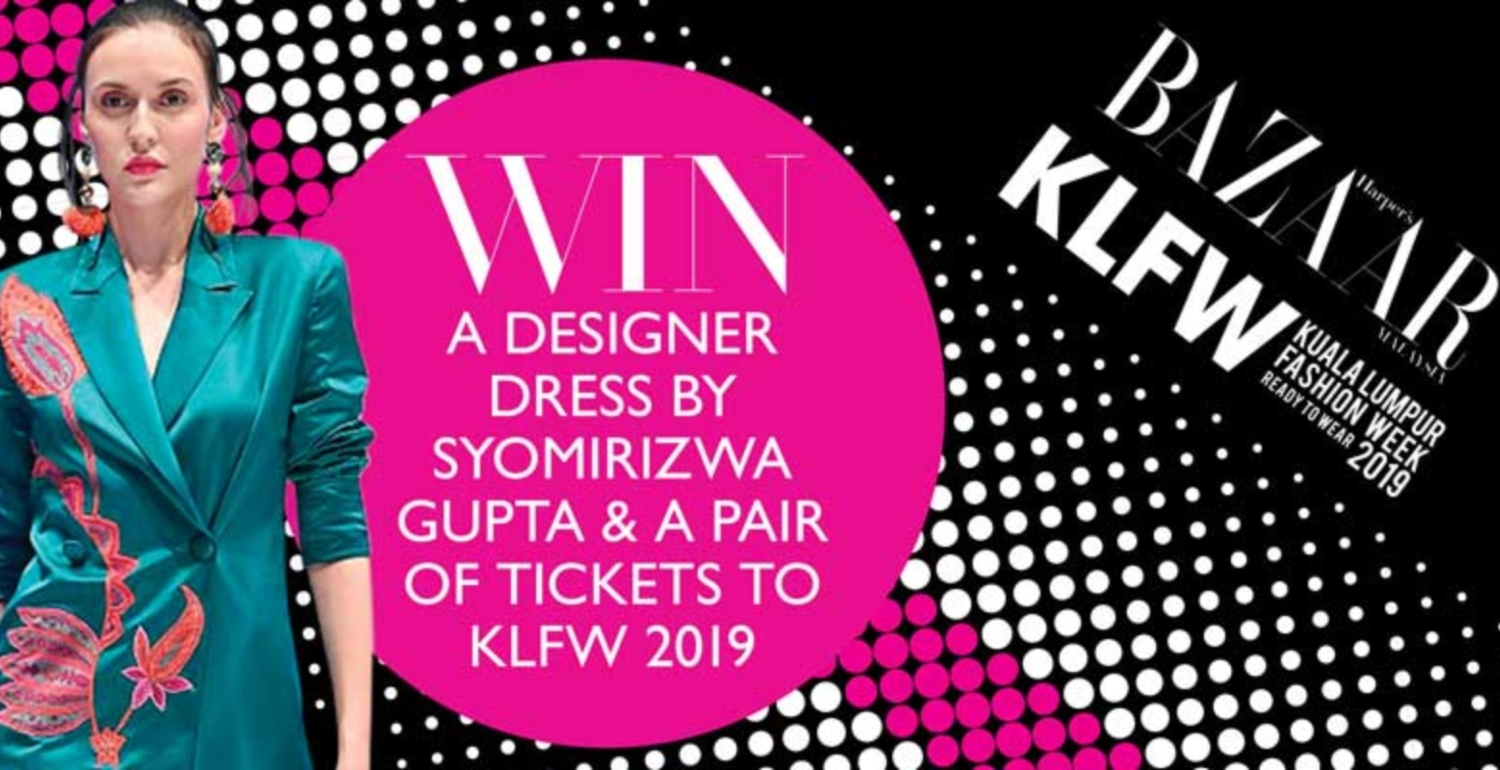 This Is How You Can Win A Syomirizwa Gupta Original And A Pair of KLFW 2019 Tickets