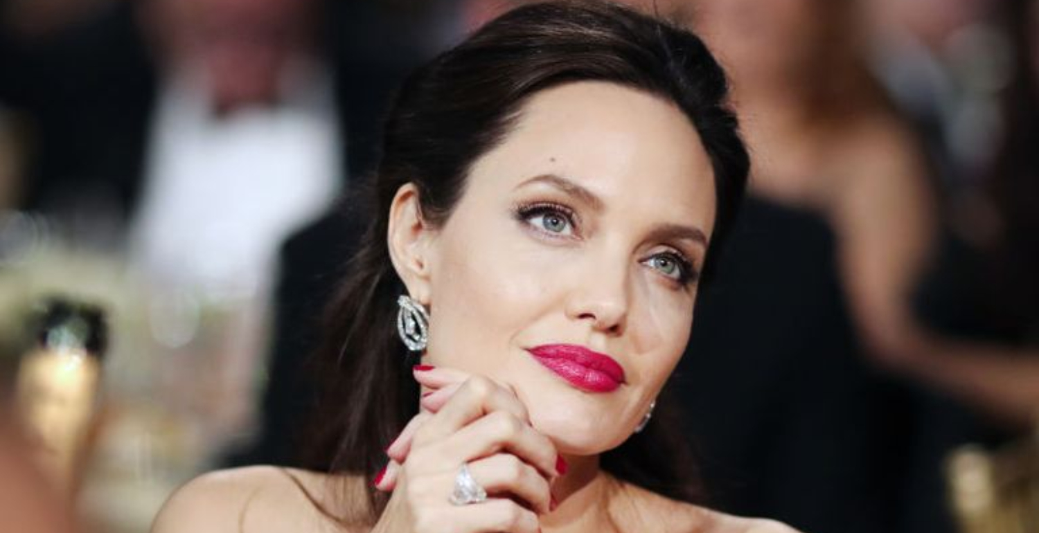 "This Is The ""Most Important Thing"" Angelina Jolie Tells Her Daughters"