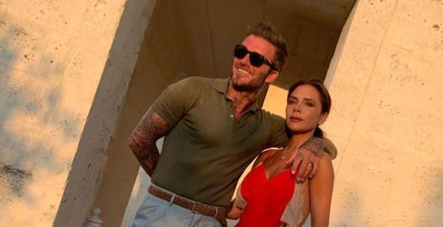 The Beckhams Win The Summer's Most Stylish Family Vacation