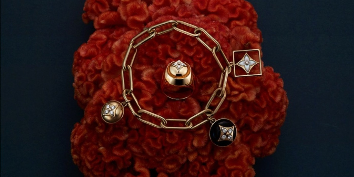 Be Bold with The Louis Vuitton B Blossom Fine Jewellery Collection
