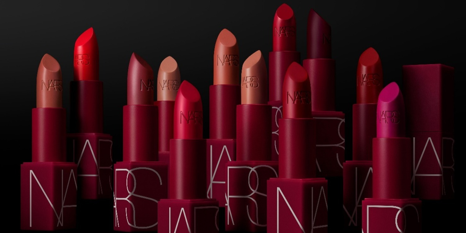 Celebrating 25 Years of Rule-Breaking Beauty with the Nars Iconic Lipstick Collection