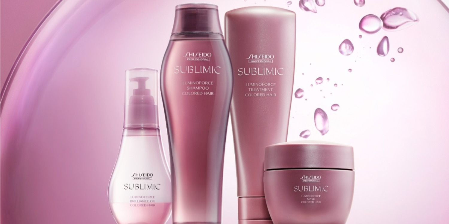Discover Your Inner Beauty with Shiseido Professional Sublimic