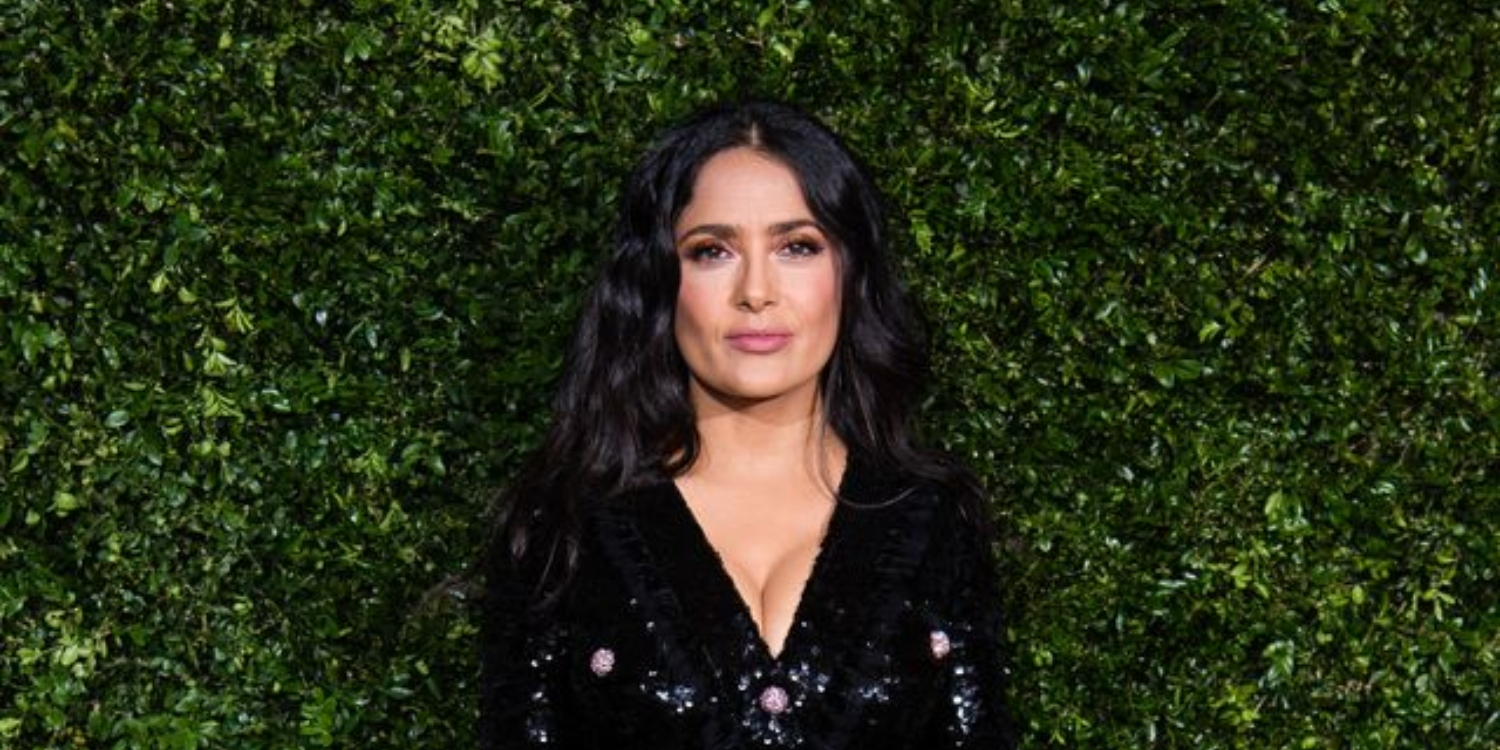 Salma Hayek Just Celebrated Her 53rd Birthday With A Killer Bikini Pic