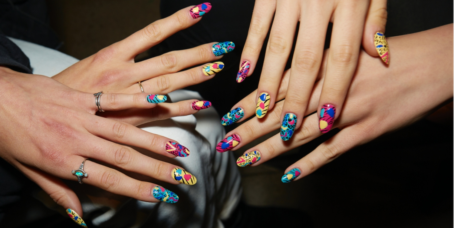The Best Nail Art Ideas For Spring 2020