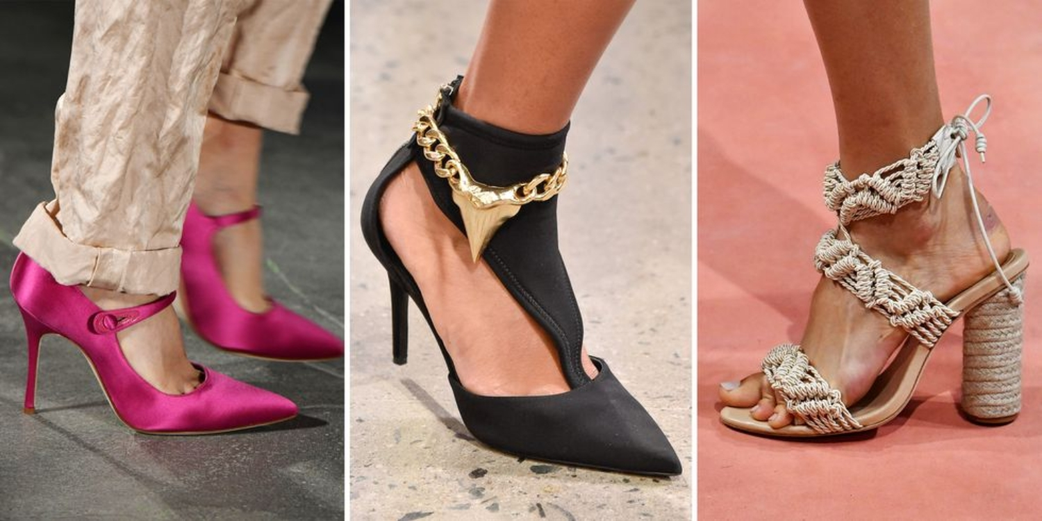 The Best Shoes On The Spring 2020 Runways At New York Fashion Week
