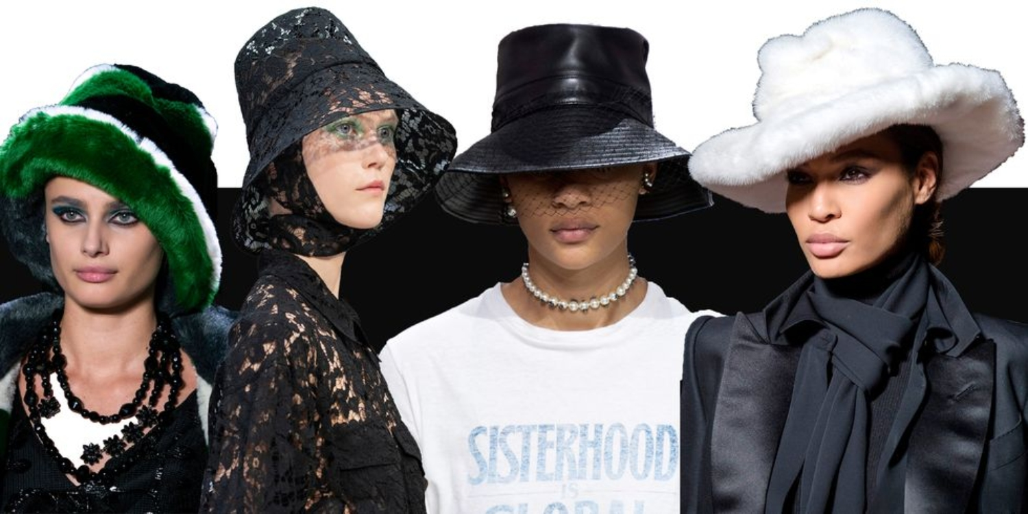 10 Luxe Bucket Hats To Consider As Your New-Season Accessory