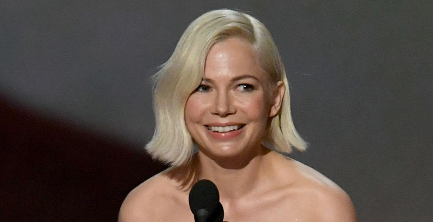 Michelle Williams Accepted Her Emmy With The Most Empowering Speech