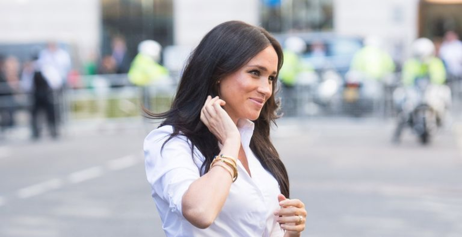 The Duchess Of Sussex Launches Her Fashion Collection For Smart Works