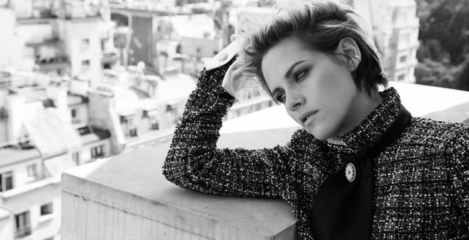 Kristen Stewart Is Looking Ahead