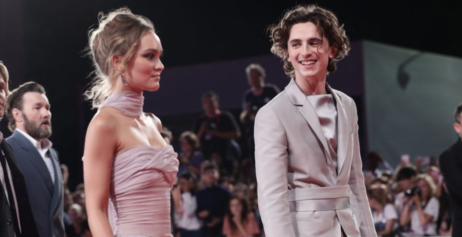 Lily Rose Depp And Timothee Chalamet Are The New Queen And King Of The Red Carpet