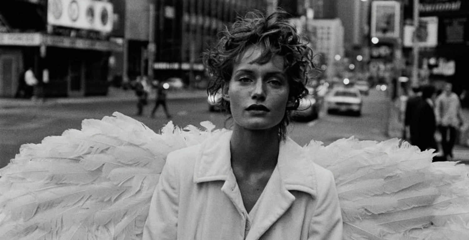 "Glenda Bailey On Peter Lindbergh's ""Gently Seductive"" Photography"