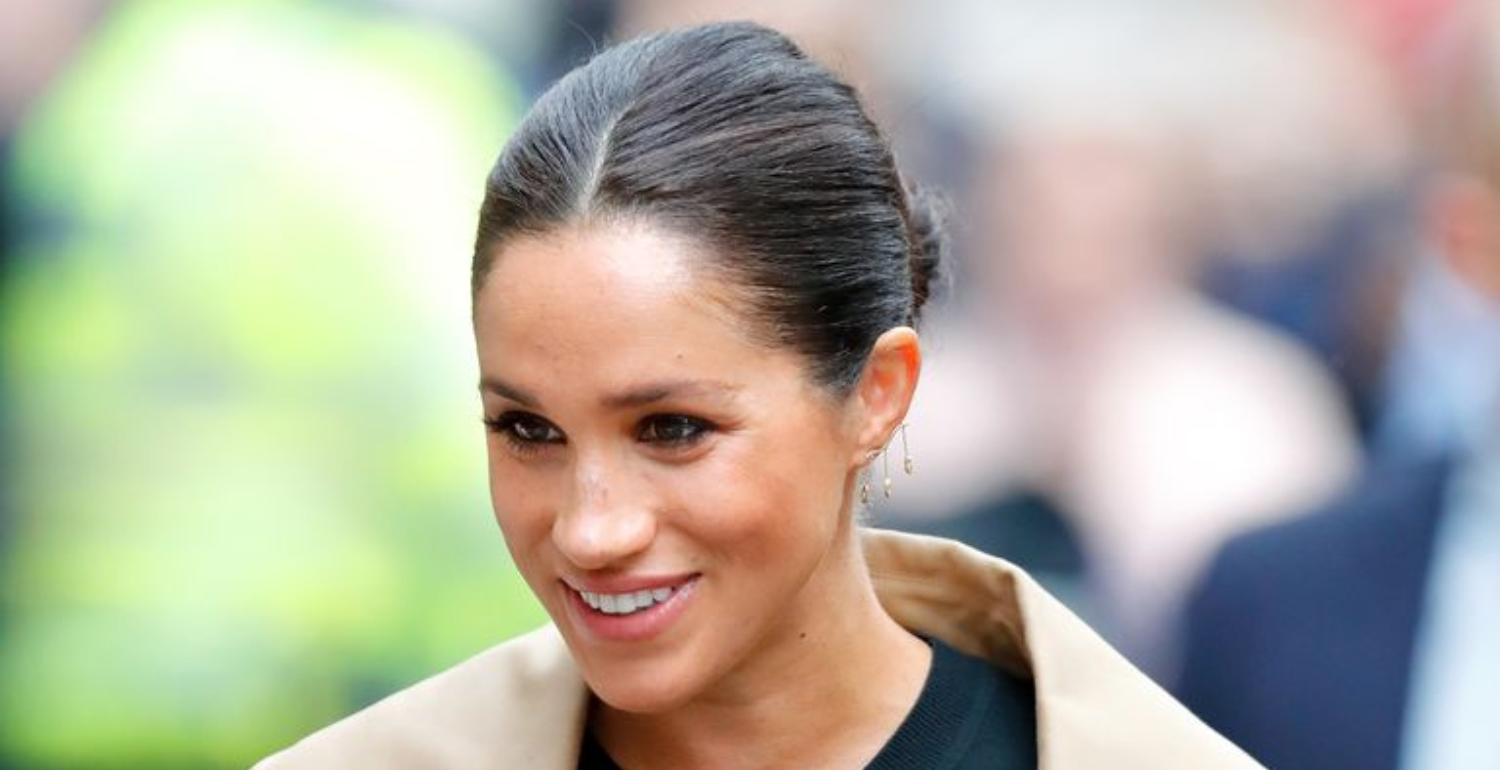 Meghan Markle's Maternity Leave Ends With The Launch Of Her Collection Next Week