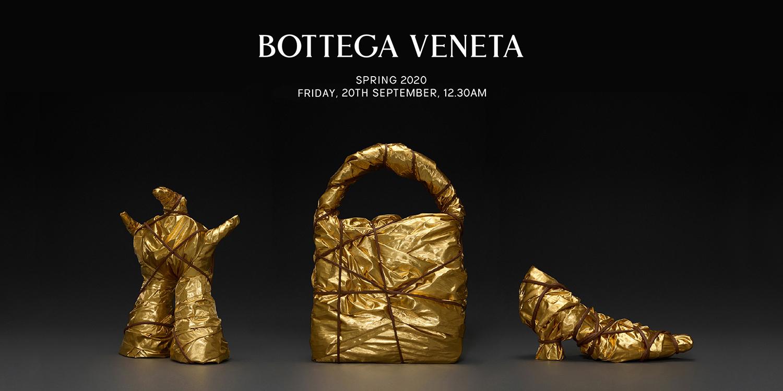 LIVESTREAM: Bottega Veneta Spring 2020