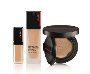 Shiseido Synchro Skin Collection