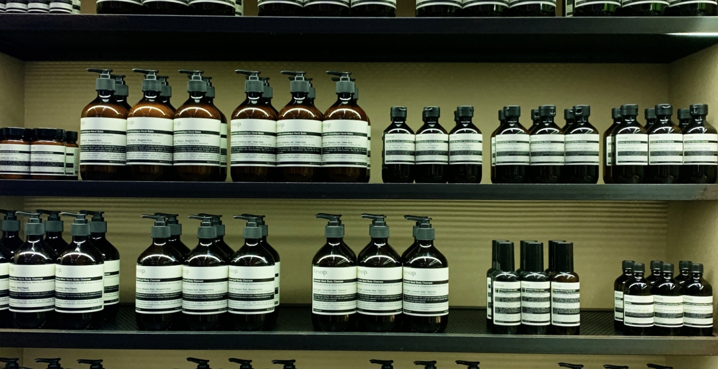 Aesop Fuses Skincare With Technology Through Epistēmē