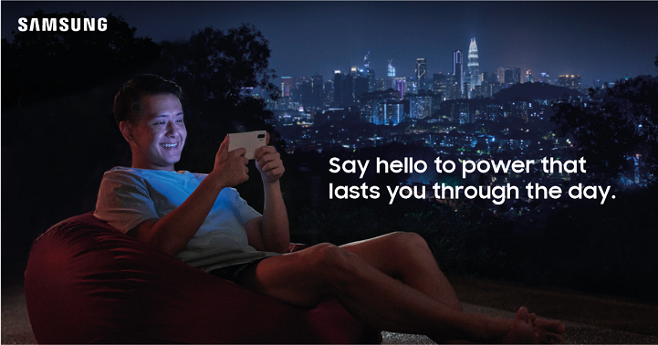 Feel The Power of The Samsung Galaxy Note10