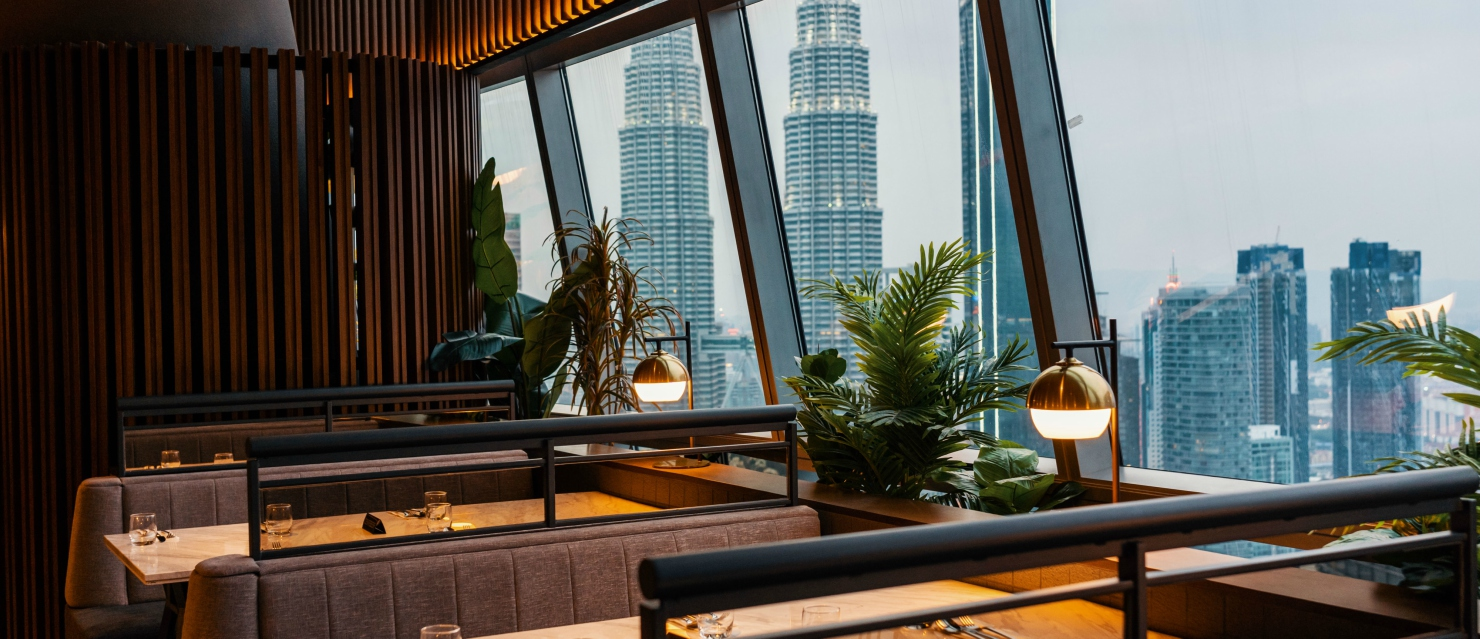 Blackbyrd KL Takes Your Dining Experience to Greater Heights