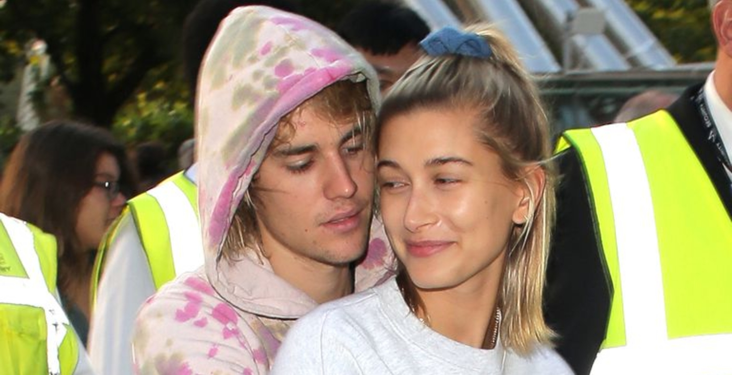 Justin Bieber's Wedding Instagram with Hailey Baldwin Shows Off Some Major PDA