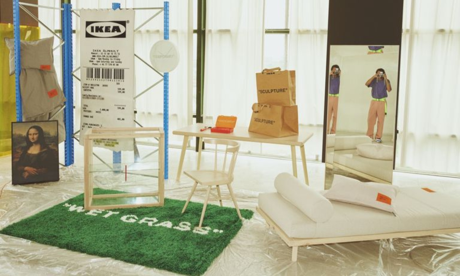 Virgil Abloh launches his limited-edition Ikea collection