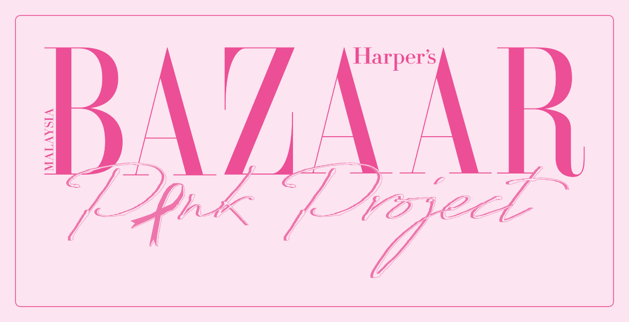 10 Malaysian Designers Reinvent The Pink Ribbon For BAZAAR Pink Project 2019