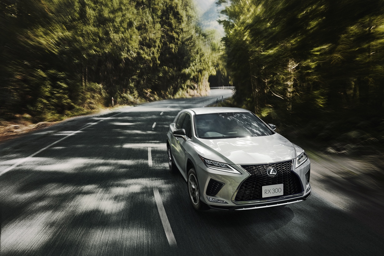 Introducing A Lexus Icon Re-Invented: The Lexus RX 2019