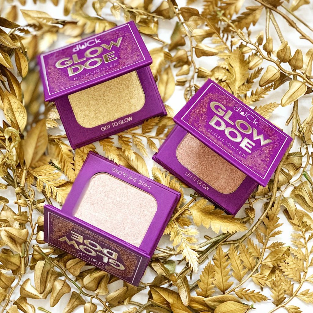 Duck Cosmetics Glow Doe Highlighter, RM89
