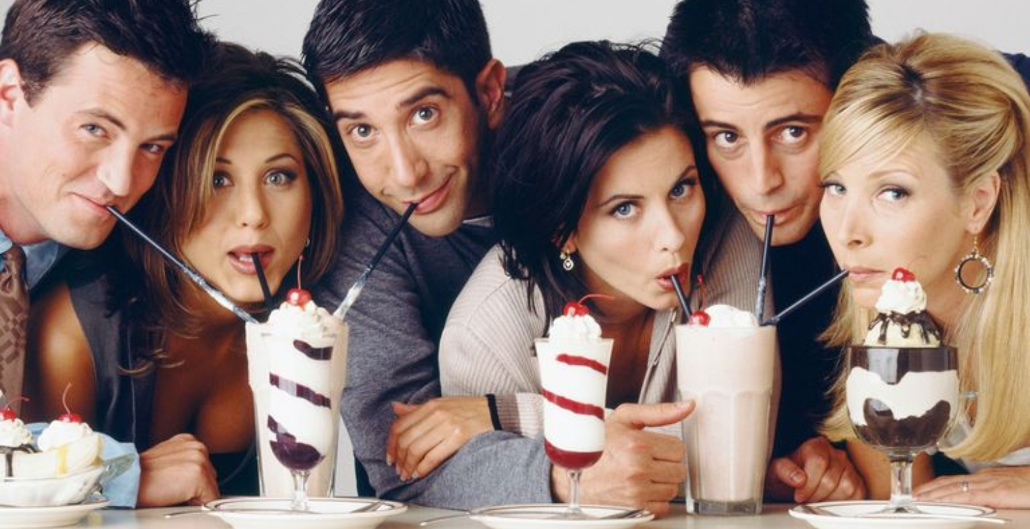A Friends Reunion Is Happening
