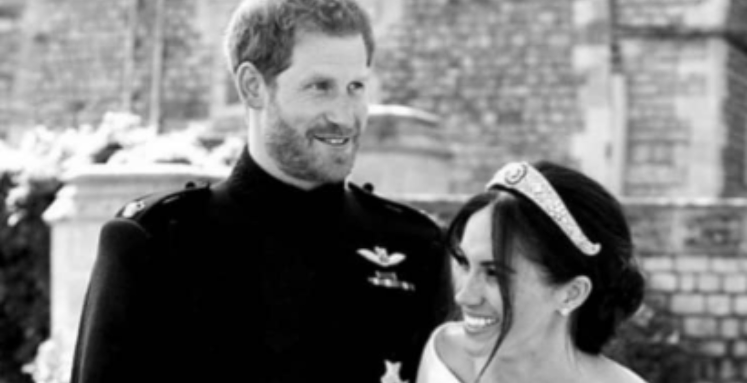 "Meghan Markle and Prince Harry's Wedding Photographer Discusses Incredible ""Outtake"""