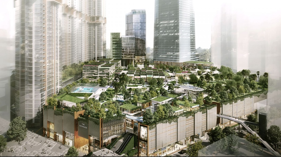 Get Ready, The Exchange TRX Is The Upcoming Lifestyle Hub in Kuala Lumpur