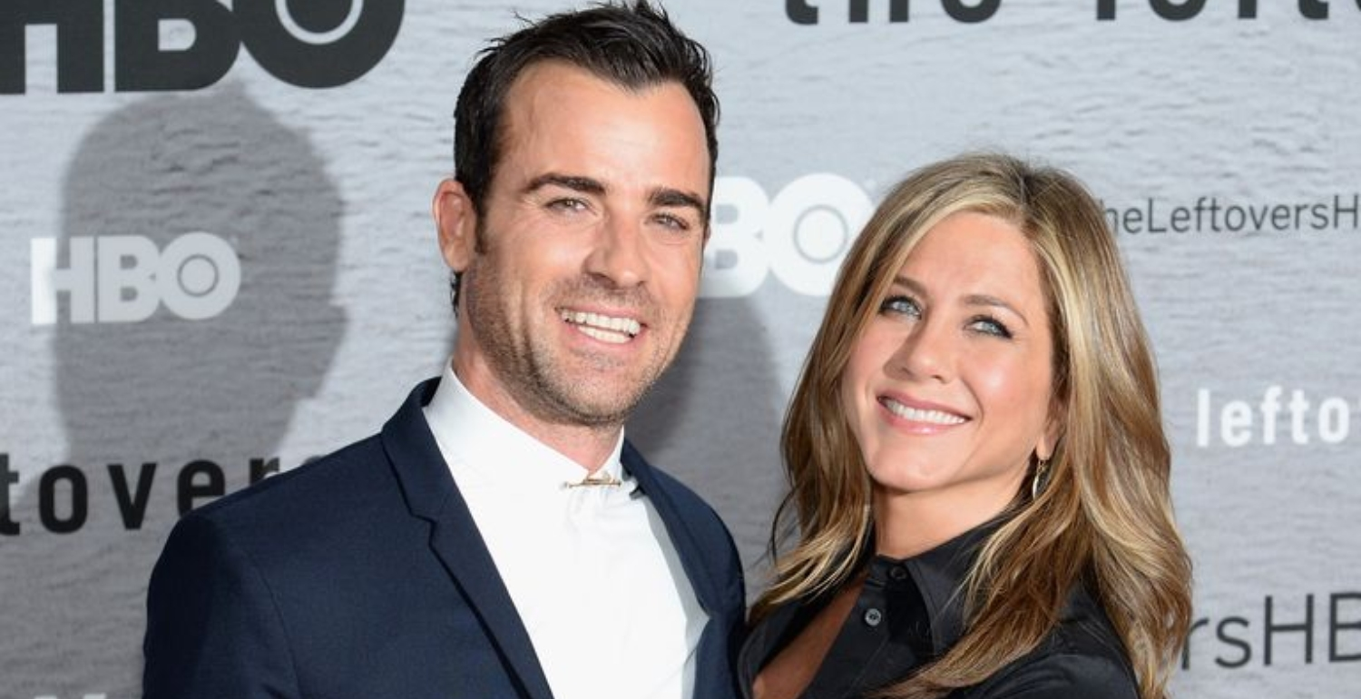 Justin Theroux Tagged Jennifer Aniston in an Emotional Instagram Post About Rescue Dogs