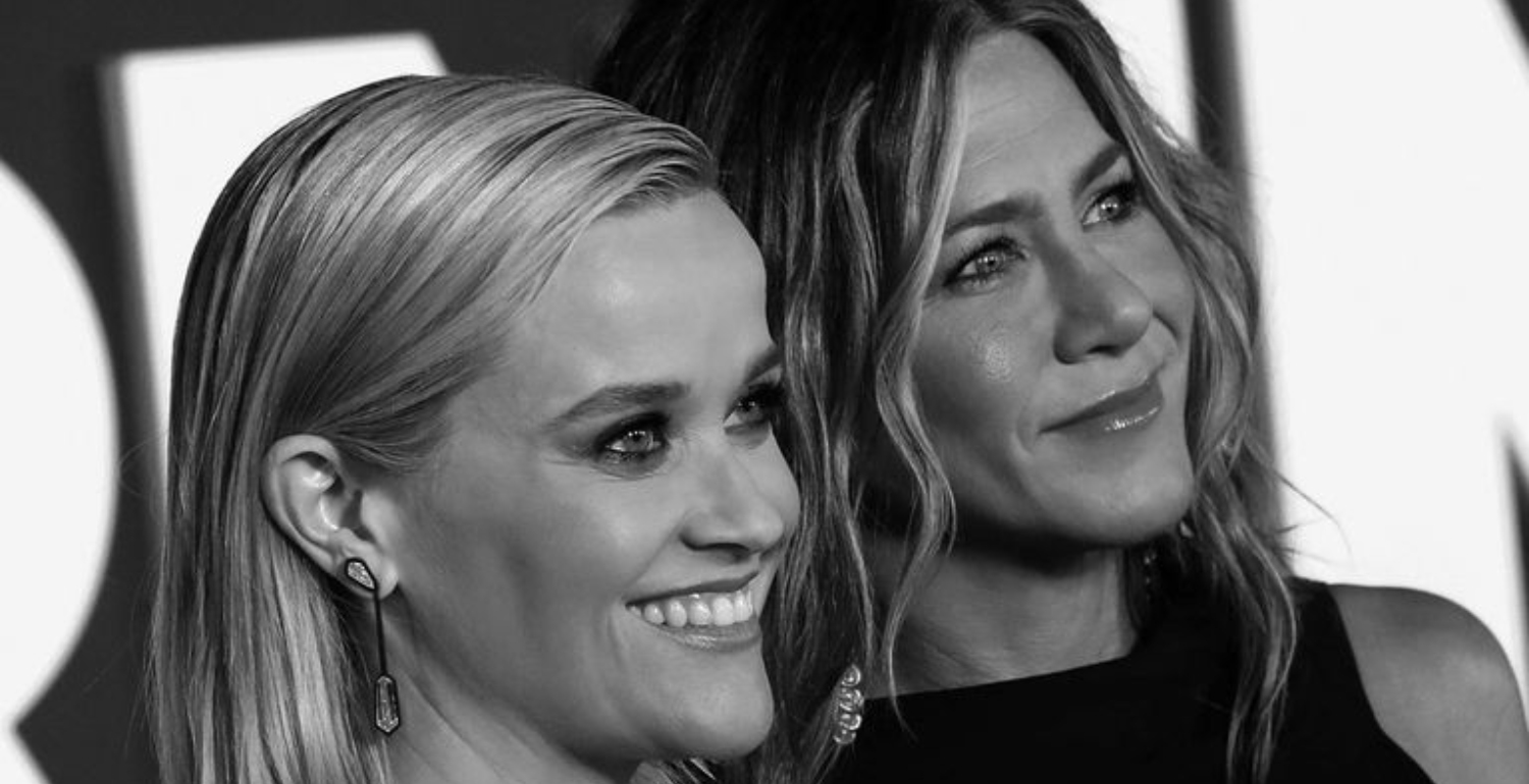 "Jennifer Aniston: ""Old, Powerful White Men Can't Change"""